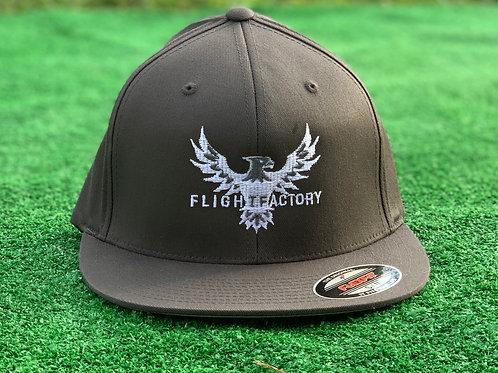 Flight Factory Baseball Flat Bill Flexfit Hats