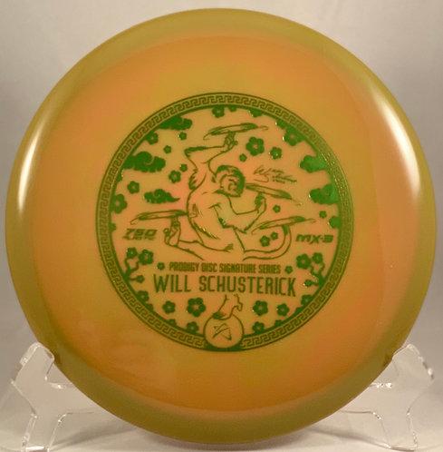 Will Schusterick Signature Series 750 Spectrum MX-3