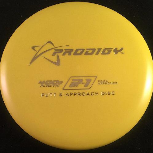 Prodigy 400G Pa1