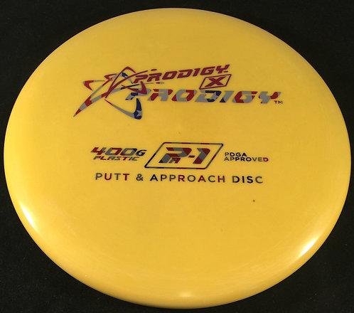 Prodigy Pa1(Various Plastics)-Factory Seconds