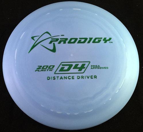 Prodigy 200 Series D4