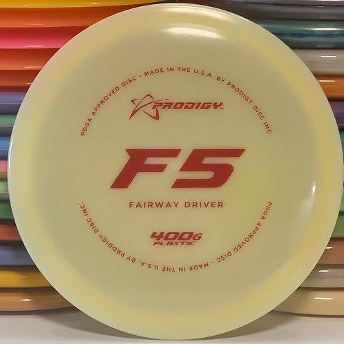 Prodigy 400G F5