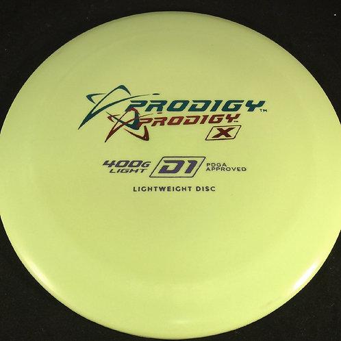 Prodigy 400g D1- Factory Seconds