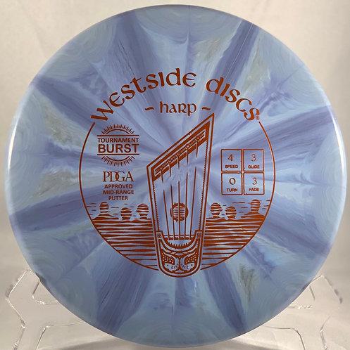 Westside Discs TP Burst Harp