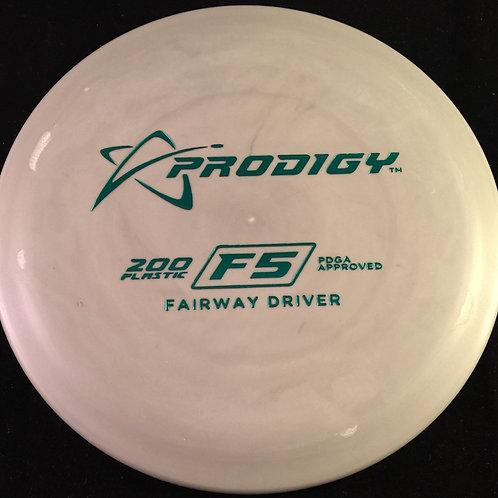 Prodigy 200 Series F5