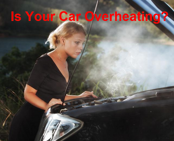 Is You Car Overheating, hot car problems