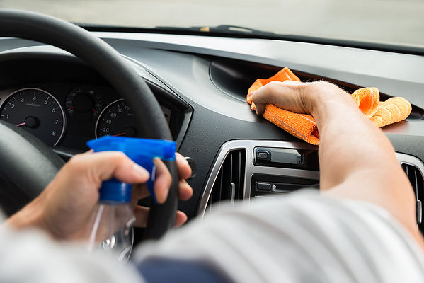 Rid Your Car Of Coronavirus Washing Dashboard, rid your car of corona virus