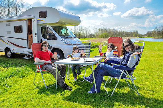 Motorhome Of The Future Galilee Family With Motorhome
