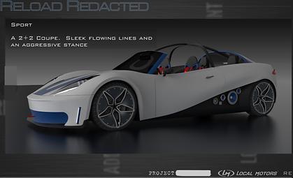 3D Printer Car
