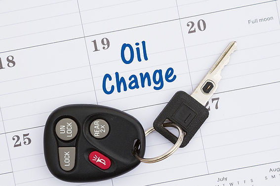 Running Old Oil in Your Car Oil Change Reminder