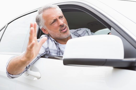 Causes of Road Rage, how to handle road rage, what is road rage, factors affecting road rage, how to avoid road rage