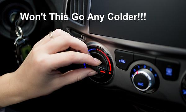 Air Conditoner Problem, murrieta car air conditioner repair
