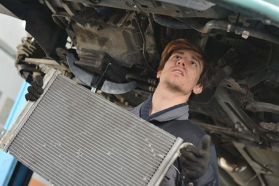 car radiator,  basic car parts you should know, basic car components, most important car parts, essential car parts, main car parts