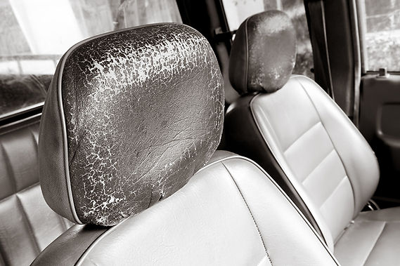 Effects Of Hot Weather On Your Car Cracked Leather