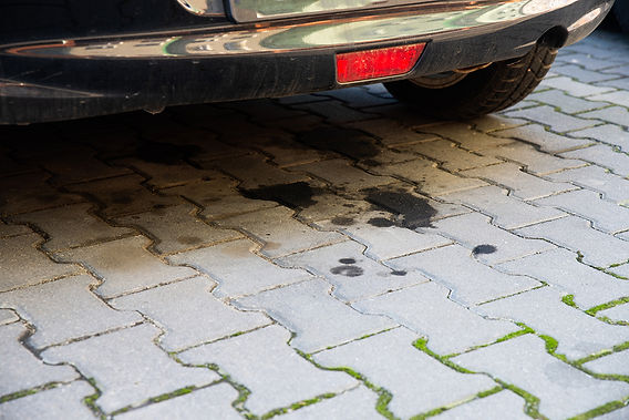 Things Your Mechanic Hates Oil Stains
