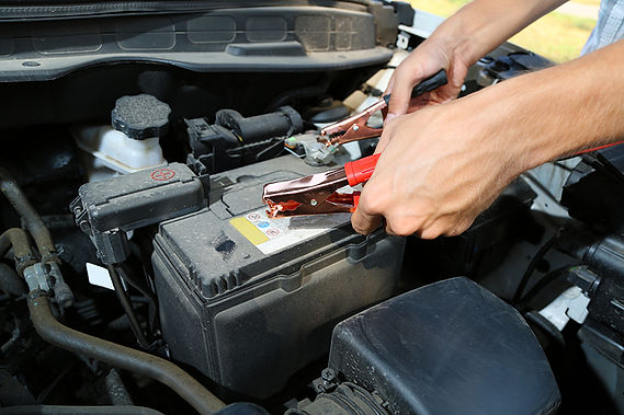 Effects Of Hot Weather On Your Car Jump Starting Battery