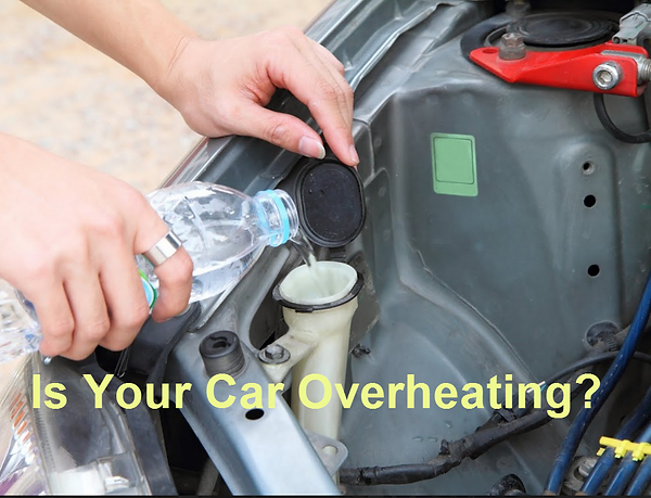 Is Your Car Overheating, murrieta car cooling system repair