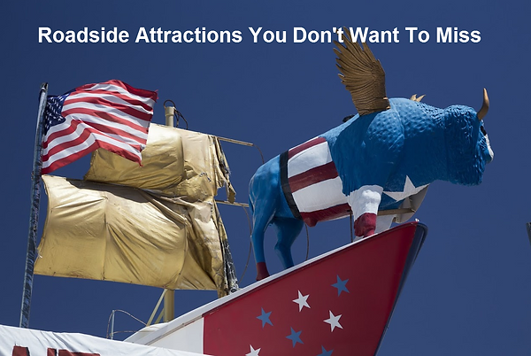 Unmissable Roadside Attractions, best cellphon apps