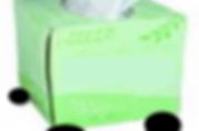 Kleenex Box Car