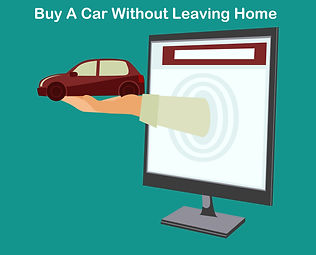 Buy A Car without leaving Home