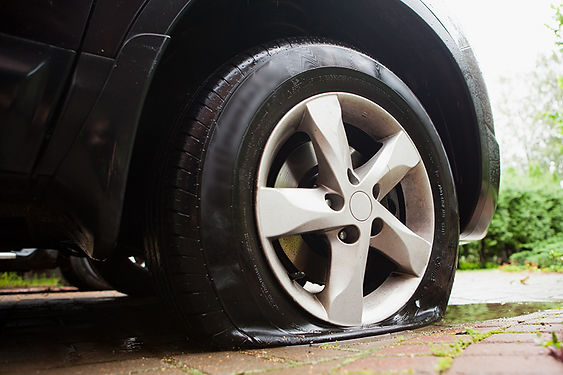 Car Parts Most Likely To Fail Flat Tire, car parts most likely to fail, most common car problems, common car breakdown causes, most problematic car parts