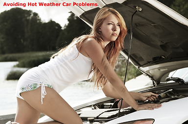 Hot Car Problems Overheating