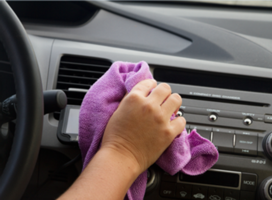 interior car cleaning tips, cool hacks to clean your car