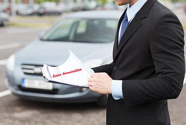 Car Lease Termination