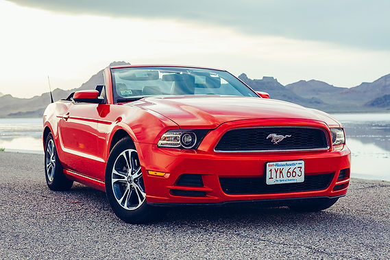 Best Cars for a College Student Ford Mustang