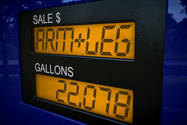 Don't Ignore The Check Engine Light High Gas Pump Meter, don't ignore check engine light