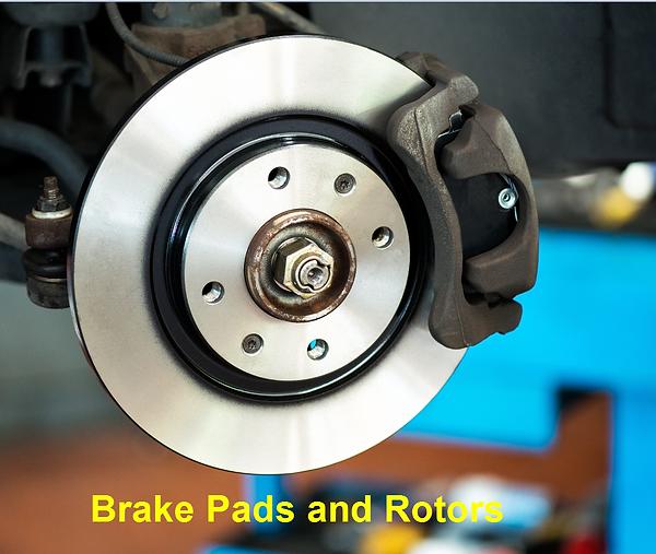 Brake Pads nd Rotors, bad driving habits