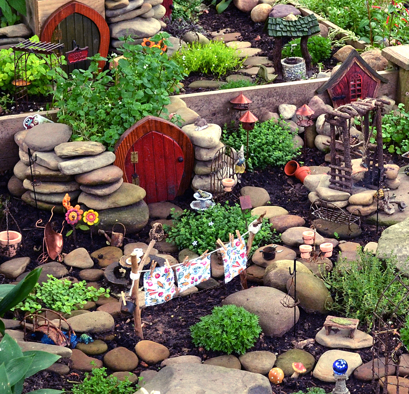 fairy-gardens-in-South-Buffalo-NY