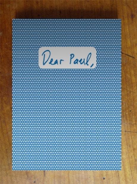 Editions Solo ma non troppo - Dear Paul
