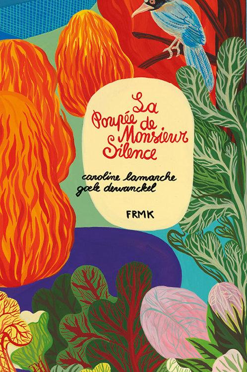 Fremok éditions - La poupée de Monsieur Silence
