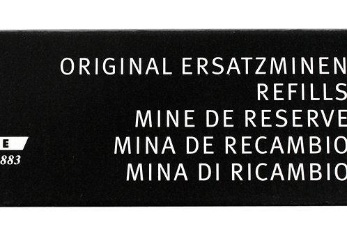 KAWECO - Boîte de 24 mines en graphite 2,00mm x 80mm