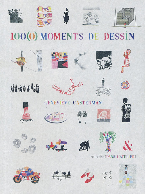 Esperluète éditions - 100(0) moments de dessin