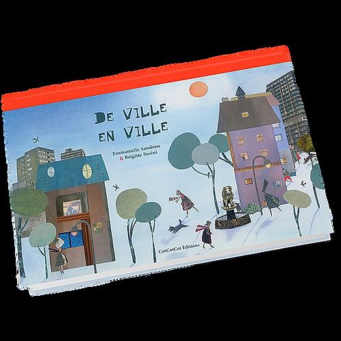 Emmanuèle Sandron & Brigitte Susini - De Ville en Ville
