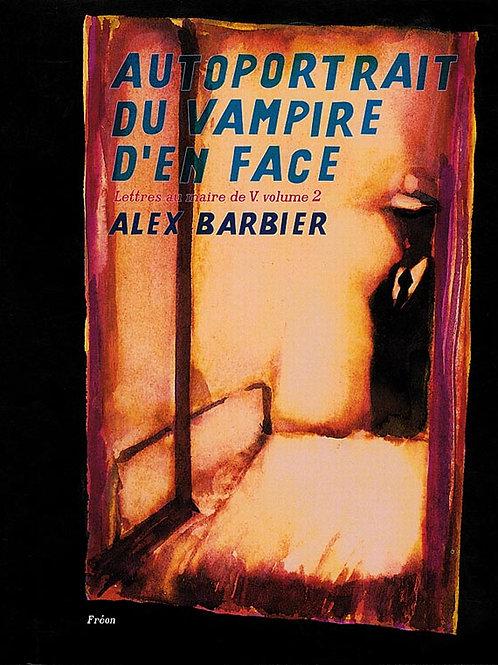 Fremok éditions - Autoportrait du vampire d'en face