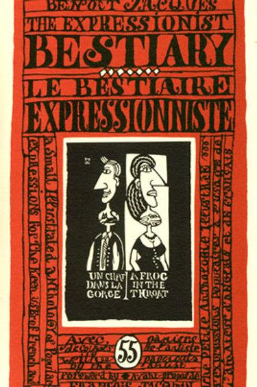 Benoit Jacques - Le bestiaire expressionniste