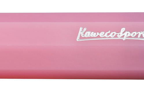 Kaweco - Stylo-bille Sport Frosted Blush Pitaya. Pointe medium