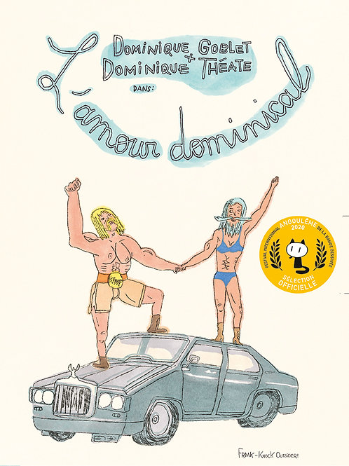 Fremok éditions - L'amour dominical