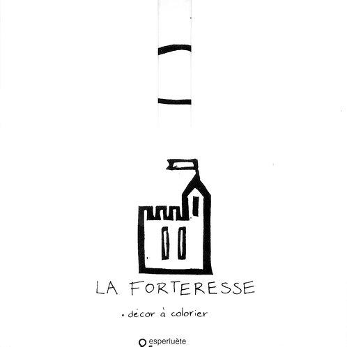 Esperluète éditions - «la forteresse» de Anne Leloup