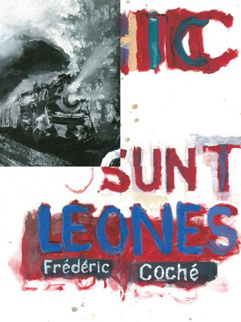 FREMOK éditions - «Hic sunt leones» de Frédéric Coché