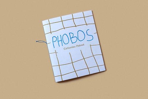 Actes Nord - Phobos de Catherine Patout