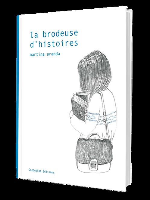 Martina Aranda - La brodeuse d'histoires
