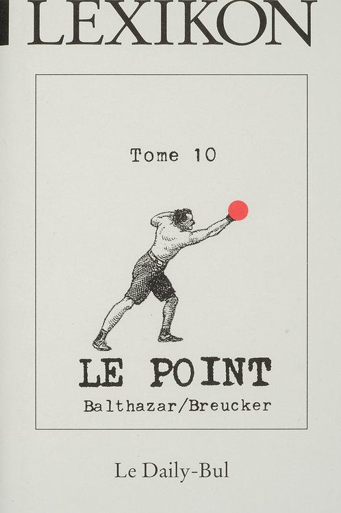 Editions Daily-Bul - Lexikon 10 / Le point