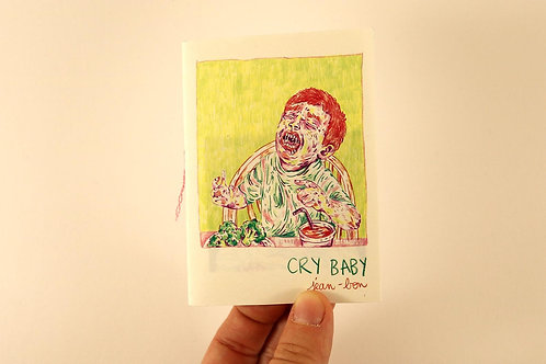 Jean-Bon - Fanzine «Cry Baby»