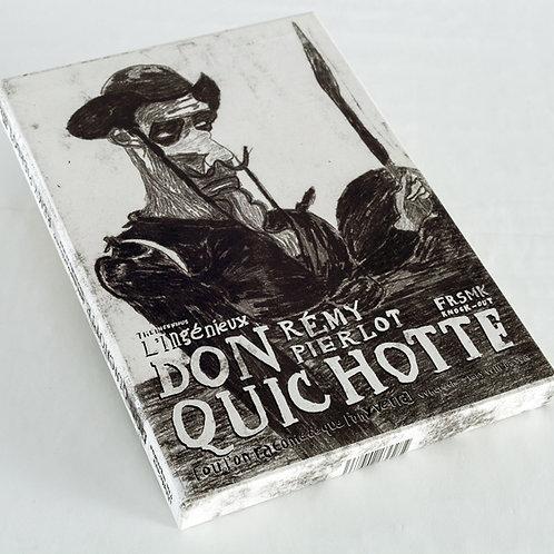 FREMOK éditions - «L'ingénieux Don Quichotte» de Rémy Pierlot