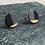 """Thumbnail: Carat de terre - Boucles d'oreilles """"Melitaea"""""""