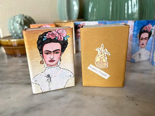 Espace Fragile - Boîte d'allumettes «Frida»